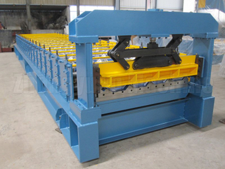 ISO-kwaliteitssysteem Cold Roll Forming Machine Manufacturer Exporter China